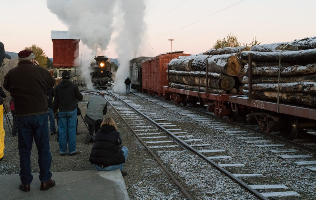 Photographer's Weekend On The Sumpter Valley Railroad - Eastern Oregon - Travel Obscura