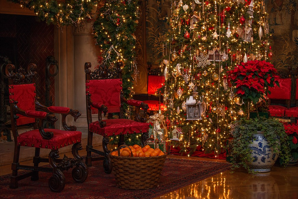 Feeling Festive at the Biltmore House - Travel Obscura