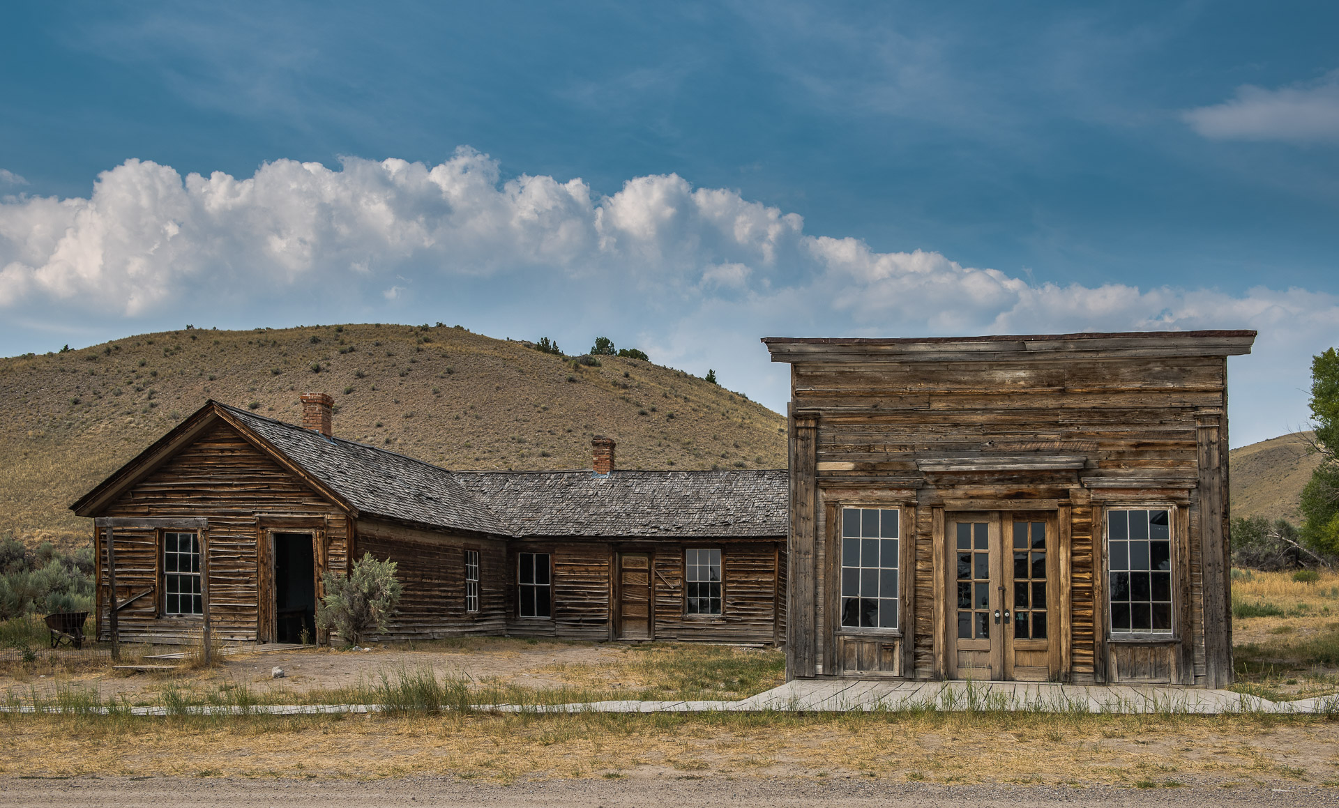 Bannack Ghost Town - Bannack State Park, Montana - Part 5 - Travel Obscura