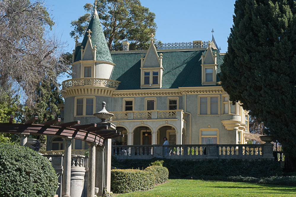Kimberly Crest - Redlands, CA - Travel Obscura